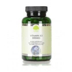 Vitamin B3 Niacin 500mg -...