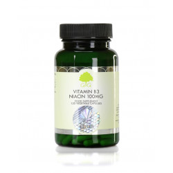 Vitamin B3 Niacin 100mg -...