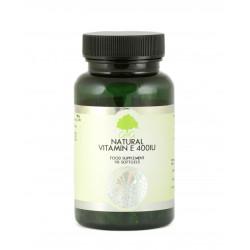 Natural Vitamin E 400iu -...