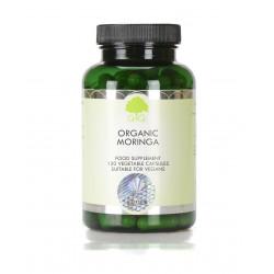 Organic Moringa - 120 Caps