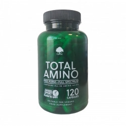 Total Amino - 120 Capsules
