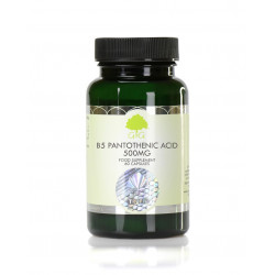 B5 Pantothenic Acid 500 mg